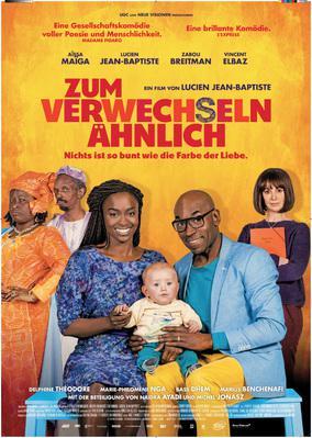 Il a déjà tes yeux - Poster - Germany