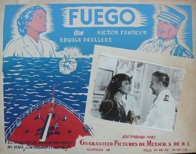 Feu ! - Poster Mexique
