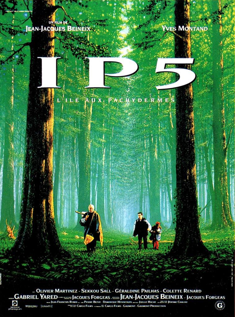 IP5: The Island of Pachyderms