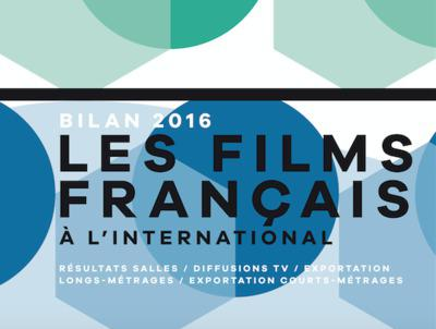 Bilan 2016 des films français à l'international