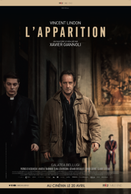 The Apparition - Poster - Canada