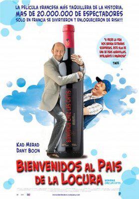 Bienvenue chez les Ch'tis - Poster - Argentine