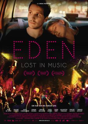 Eden - Poster - Germany