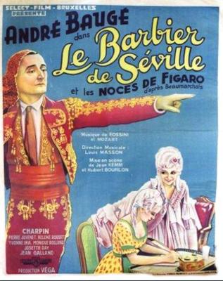 Le Barbier de Séville - Poster - Belgium