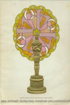 Oscars du Cinéma - 1968