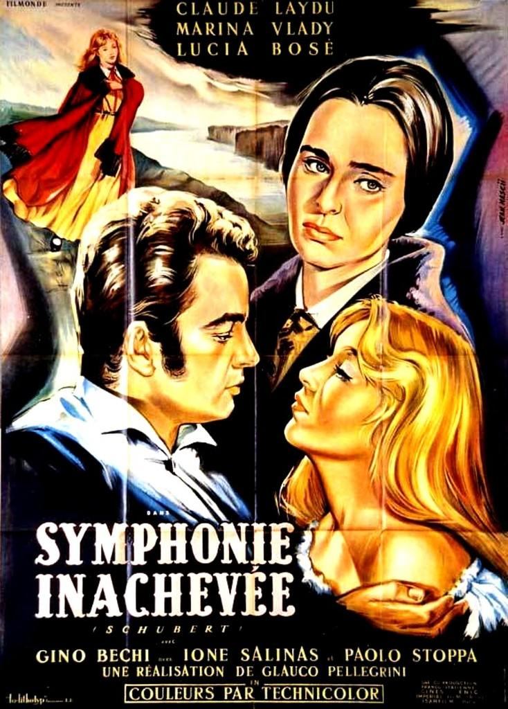 Symphonie inachevée