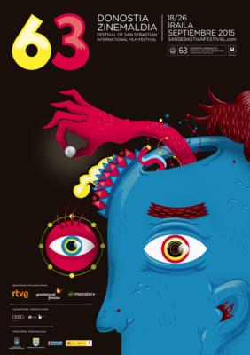 Festival Internacional de Cine de San Sebastián (SSIFF) - 2015