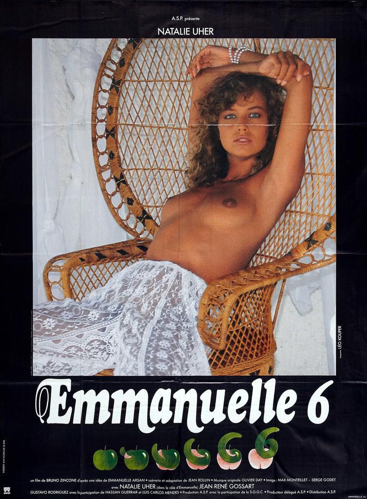 Image result for EMMANUELLE 6 ( 1988 ) poster