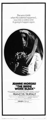 La Novia vestía de negro - Poster Etats-Unis