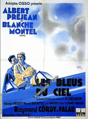 Les Bleus du ciel