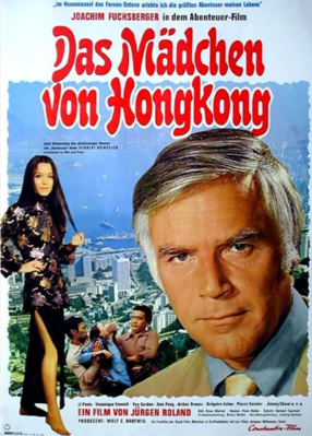From Hong Kong with Love - Poster - Allemagne