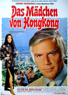 Une Chinoise aux nerfs d'acier - Poster - Allemagne