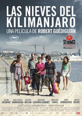 キリマンジャロの雪 - Poster - Spain