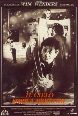 Les Ailes du désir - Poster Italie