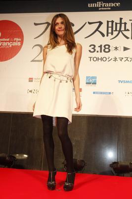 Japon : Compte rendu du Festival du film français - Elisa Sednaoui - © Pierre Olivier