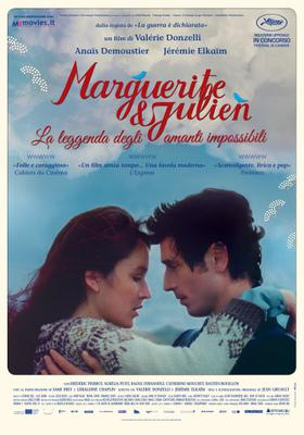 Margarita y Julien (Marguerite et Julien) - Poster - Italy