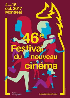 Festival du Nouveau Cinéma de Montréal (FNC) - 2017