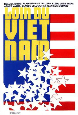 Loin du Vietnam - Poster France