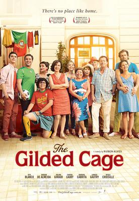 The Gilded Cage - Poster - Australia