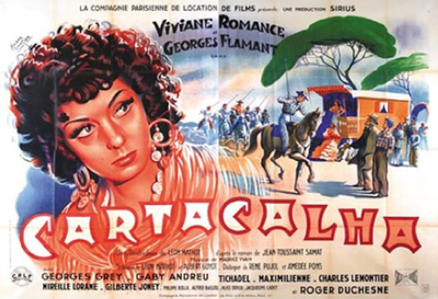 Cartacalha, reine des gitans