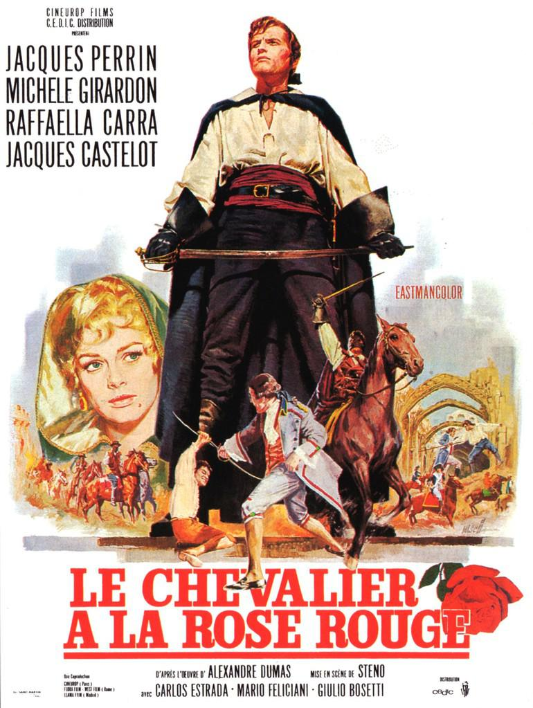 Le Chevalier à la rose rouge