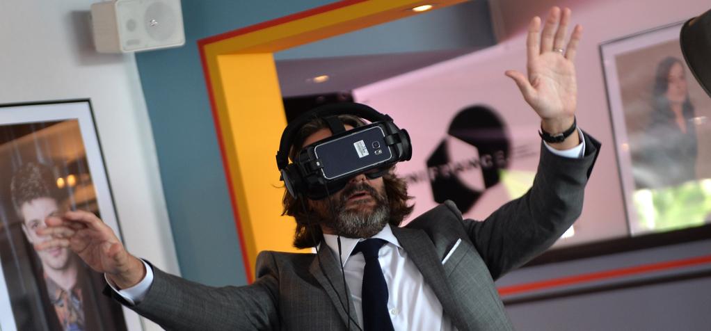 UniFrance publica los resultados del primer estudio sobre la exportación del cine francés en realidad virtual - © Veeren/UniFrance