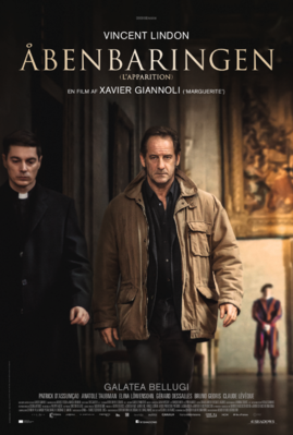 The Apparition - Poster - Denmark