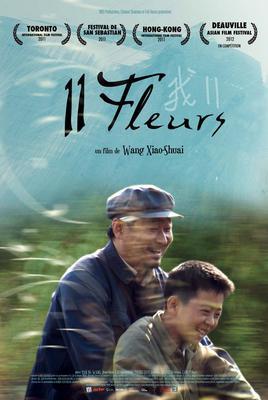 11 fleurs - Poster - France
