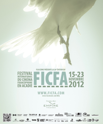 Festival international du cinéma francophone en Acadie (FICFA)