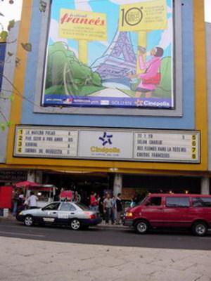 Festival franco-mexicain de Mexico - 2006