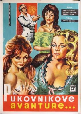 Three Etc.'s and the Colonel - Yugoslavia