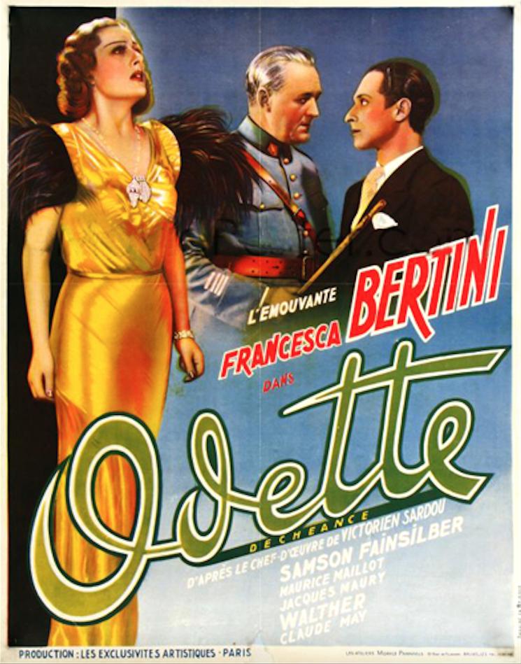 Odette (Déchéance)