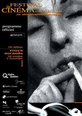 Festival du cinéma international en Abitibi-Témiscamingue (Rouyn-Noranda) - 2000