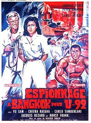 Epionnage à Bangkok pour U92