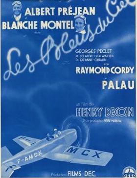 Les Bleus du ciel (ou L'Avion blanc)