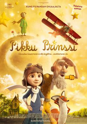 The Little Prince - Poster - Finland