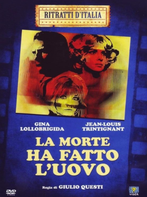 Death Laid an Egg / A Curious Way to Love - Jaquette DVD Italie