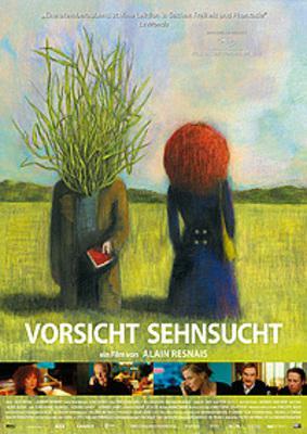 Wild Grass - Poster - Switzerland