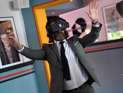 UniFrance publica los resultados del primer estudio sobre la exportación del cine francés en realidad virtual