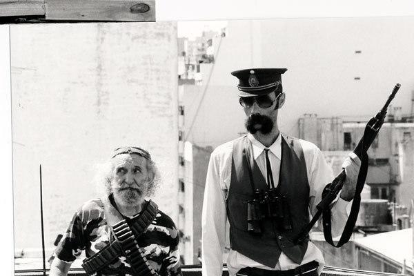 Los Porfiados (Les Acharnes) / 仮題 執拗な人々