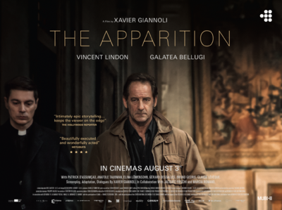La Aparición - Poster - United Kingdom