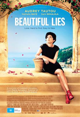 Beautiful Lies - poster - Australie
