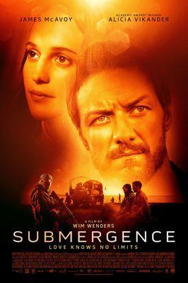 Submergence - Poster - US