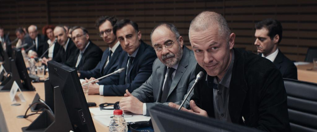 Adults in the Room de Costa Gavras (2019) - UniFrance
