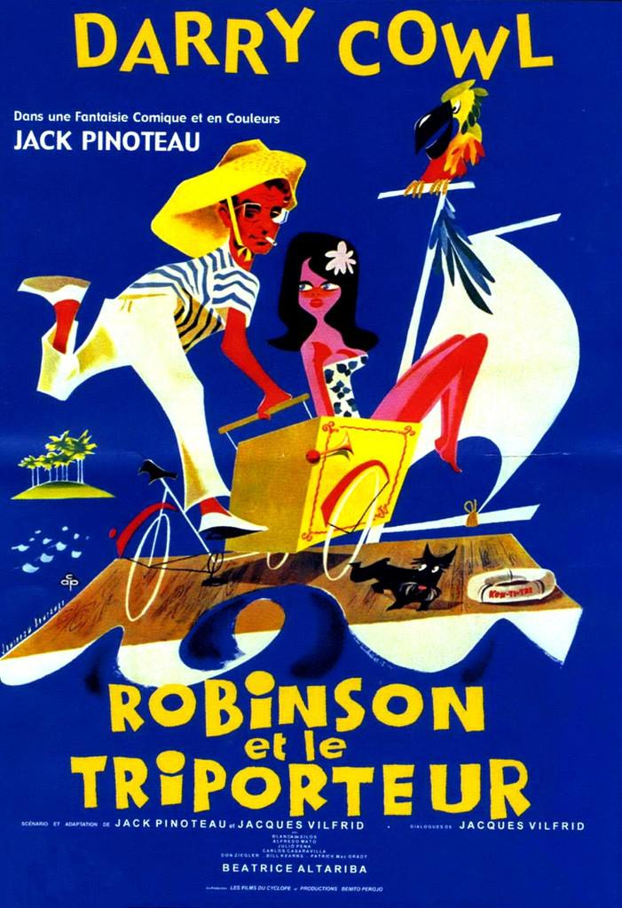 Hola, Robinson