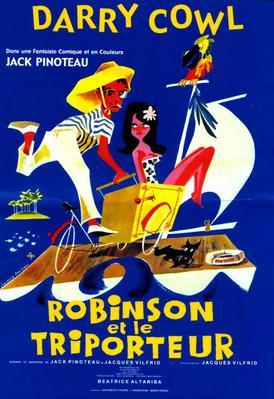 Monsieur Robinson Crusoe