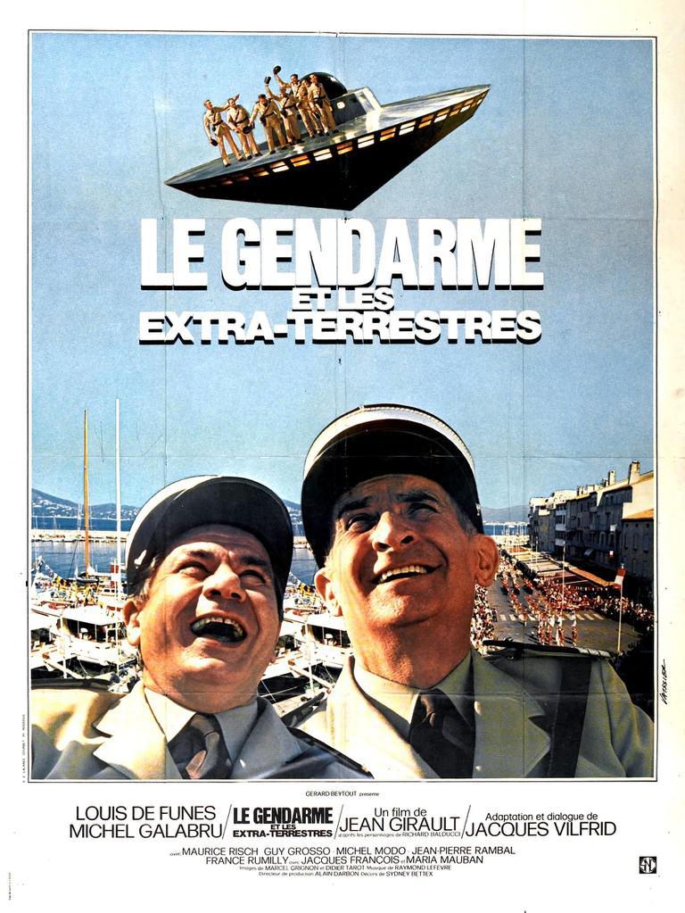 Le Gendarme et les extra-terrestres