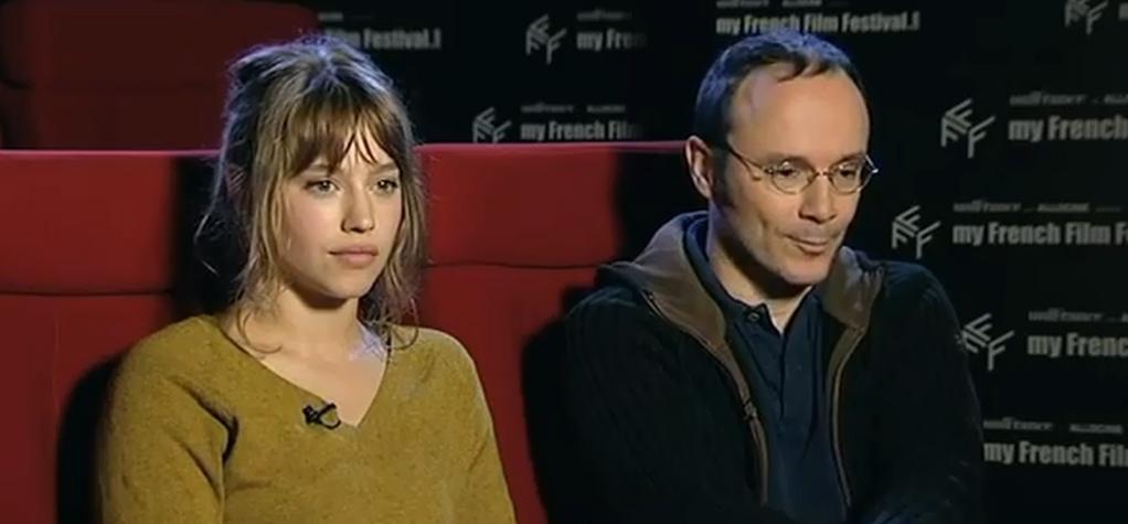 Interview  Frédéric Louf / Lou de Laage