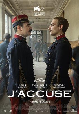 El oficial y el espía - Belgium