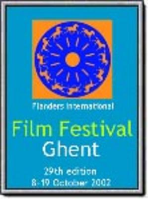 Festival international du film de Gand - 2002